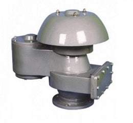 freeze proof breather valve