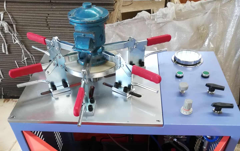 Breather valve testing