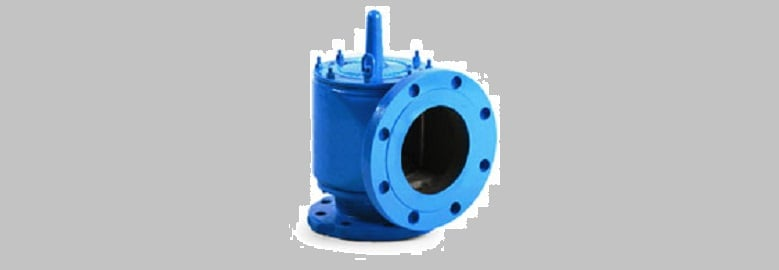 Pressure only breather valve