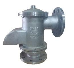 breather valve with flame arrestor
