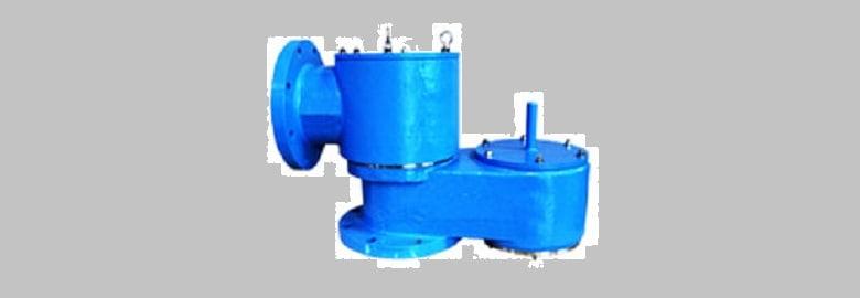 pressure and vaccum breather valve