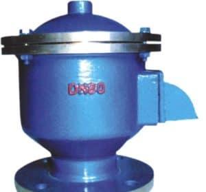 tank breather valve
