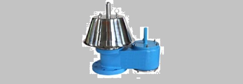 vaccum only breather valve