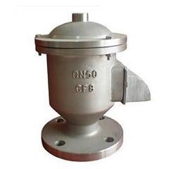 weatherproof breather valve
